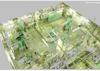 BWTS Retrofit Modelado 3D