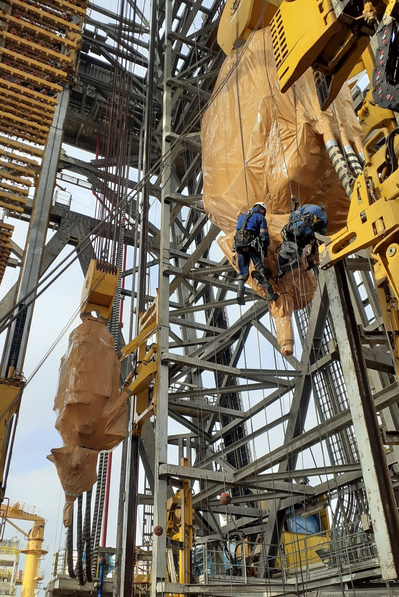 Irata _ rope access preservation jobs