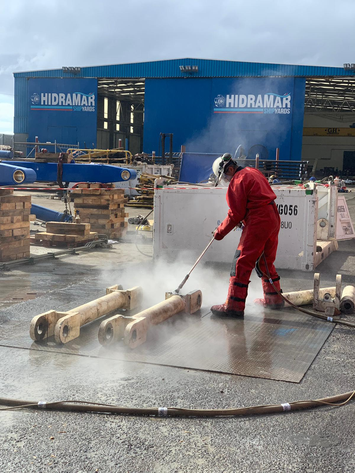 hydroblasting services Hidramar