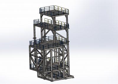 Module fabrication design