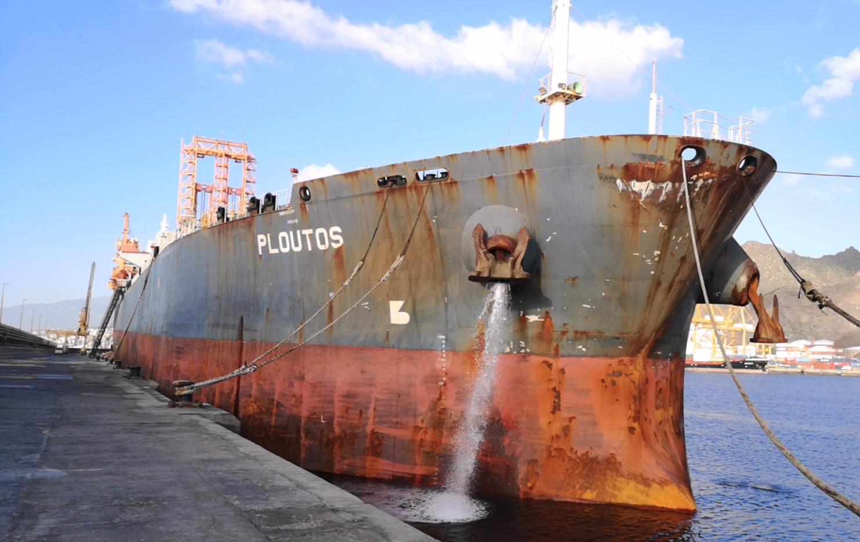 hidramar group ploutus berthing line tenerife shipyards