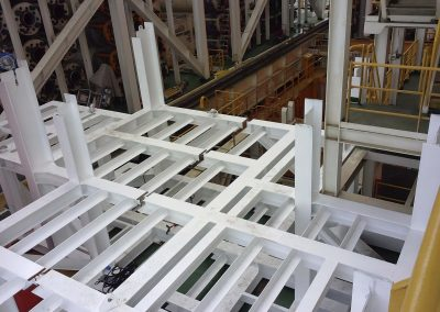 module assembly west tellus
