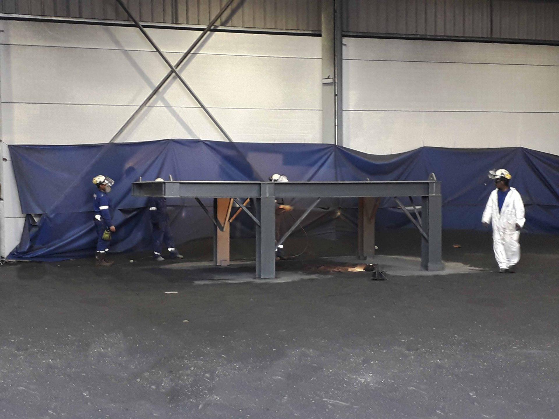 modules fabrication yards Tenerife Shipyards