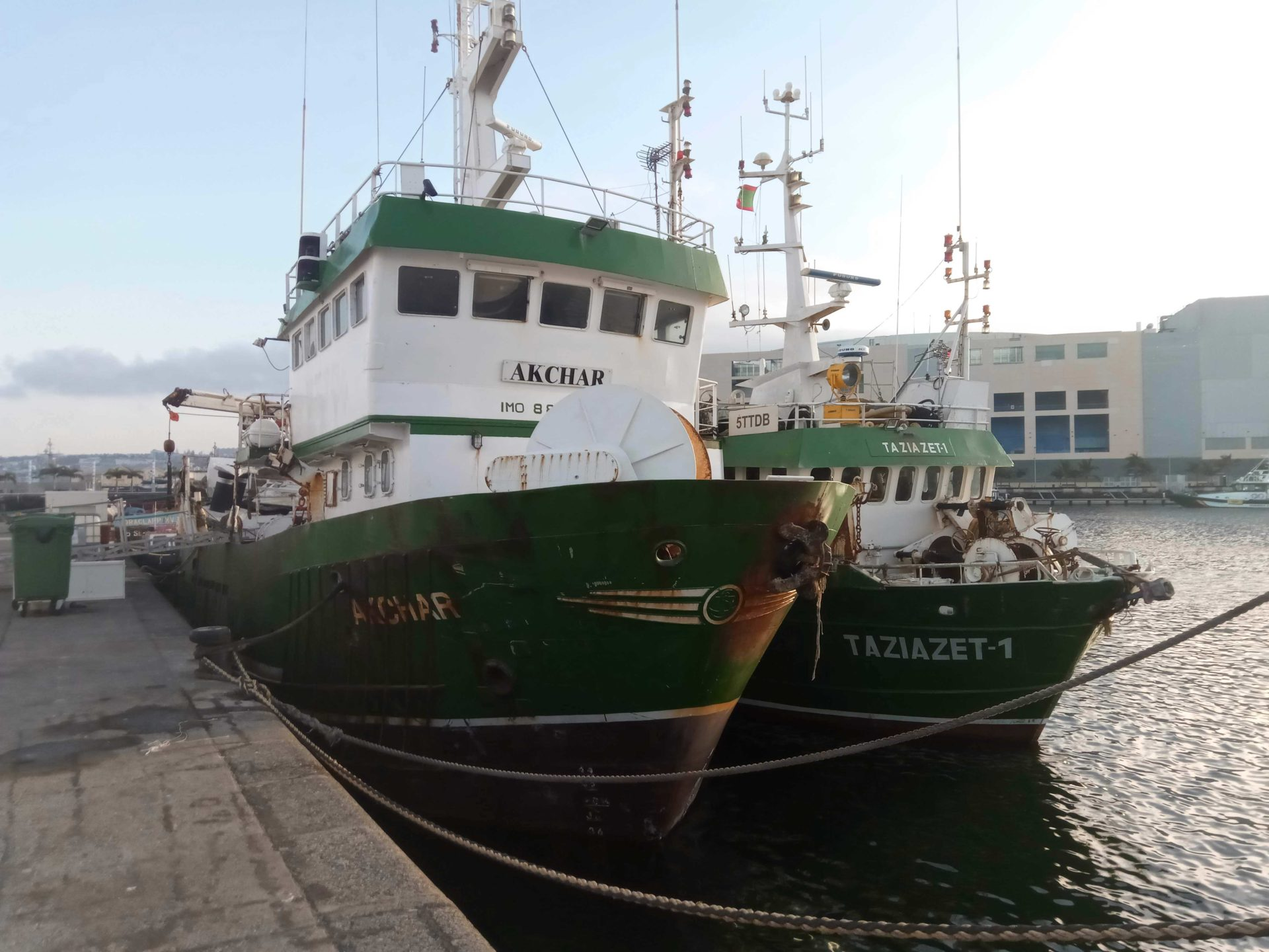 Fishing-vessels-Services-repair-and-maintenance-tenerife
